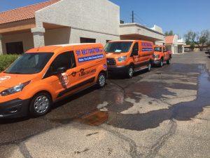 Restoration-vehicles-with-water-ground