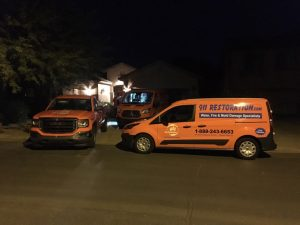 night time-restoration-vans-truck